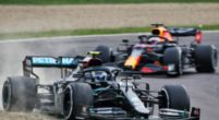 Image: Bottas lost his lead because of Verstappen: 'He could really threaten him'