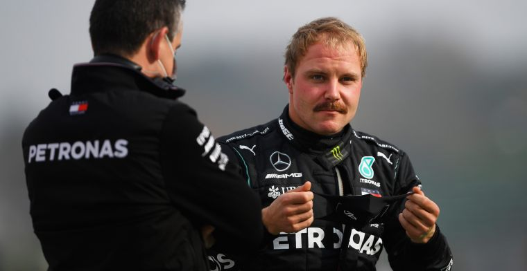 Bottas: In Lewis' place the situation would have been the same for me