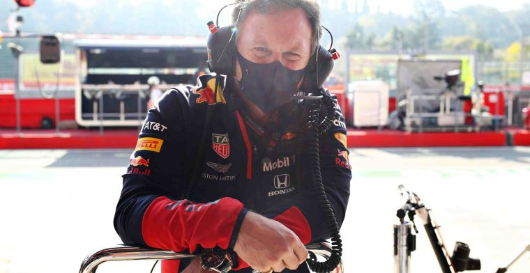 Horner critical: Clearly we need to find more aerodynamic performance