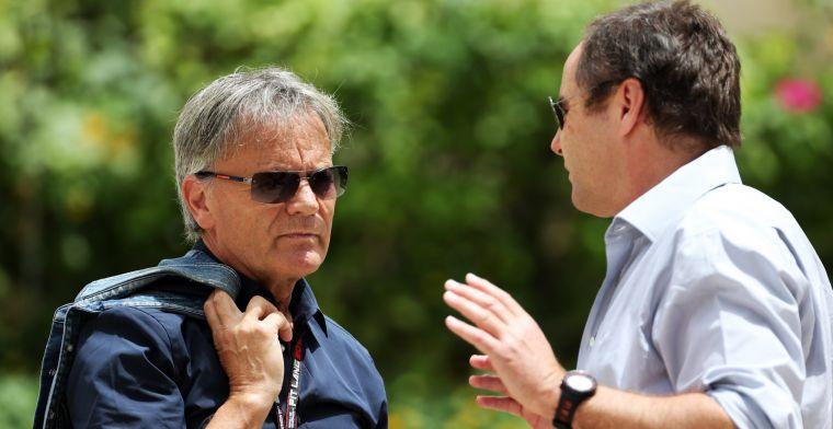 Pat Fry the key to Renault's progress
