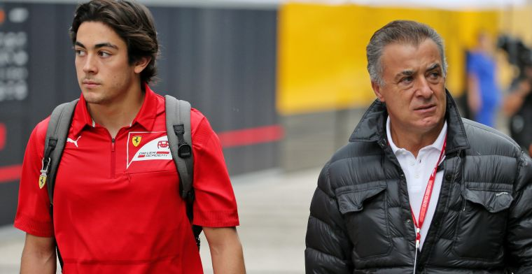 Son Alesi can write off F1: Sold my own Ferrari F40, money is running out