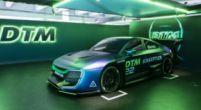 Image: DTM introduces electric car