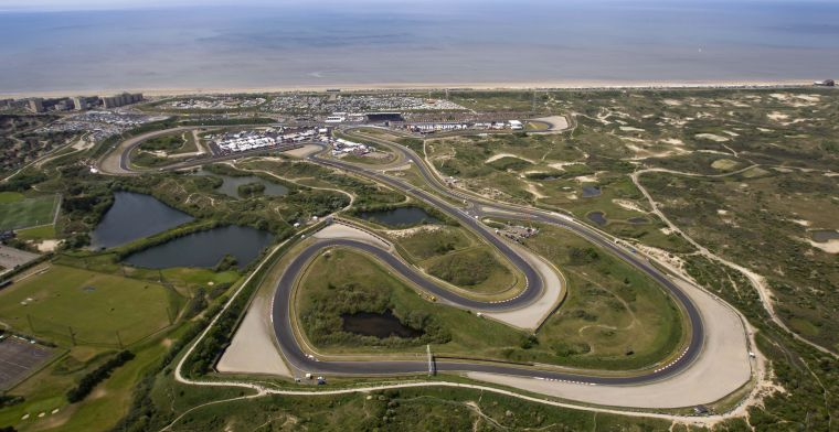 Formula 2 is not going to the Netherlands, but Formula 3 can be seen at Zandvoort
