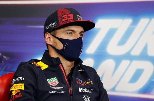 Verstappen: 'Zij durfden het aan mij te laten debuteren in F1'