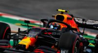 """Image: Windsor: """"It was interesting that Max felt the lack of tyre temperature more"""""""