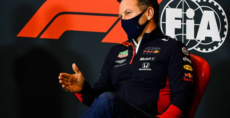 At the end of November Horner wants clarity: It's entirely up to the regulations