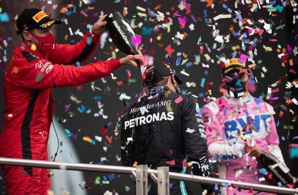 Drivers championship standings: Hamilton takes the title, Verstappen nears Bottas