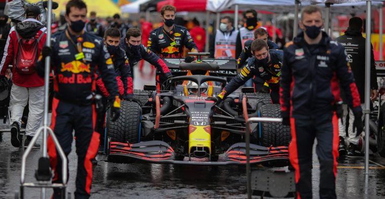 Veelbelovende Grand Prix van Turkije eindigt in deceptie voor Verstappen