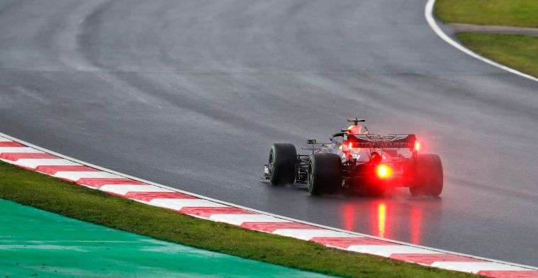 Wie is de GPblog 'Driver of the Day' van de Turkse Grand Prix?