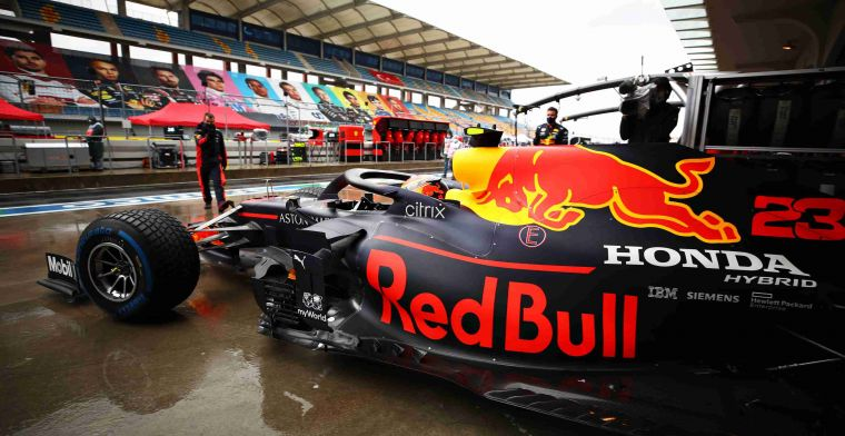 Red Bull leave Turkey with a consolation prize after troublesome Grand Prix