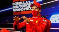 Afbeelding: Vettel opgelucht na eerste podium in 2020: 'Eerste ronde heeft enorm geholpen'