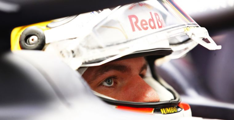 Painful silence - Verstappen's onboard radio after Turkish Grand Prix