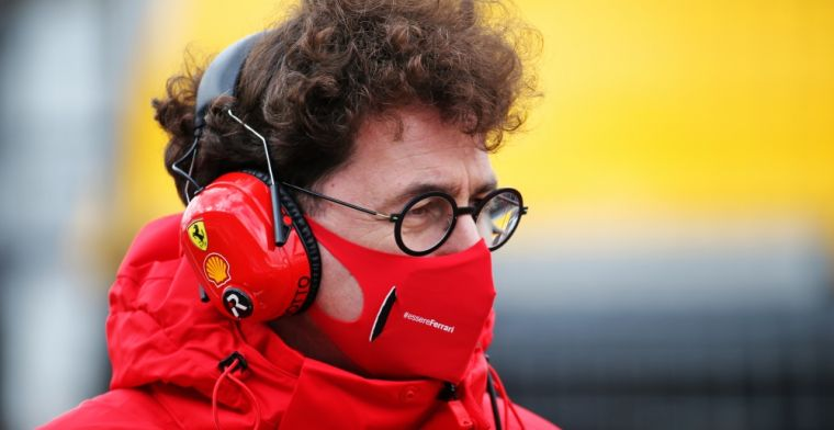 Binotto pleased for Vettel: 'I think this is very important for him'