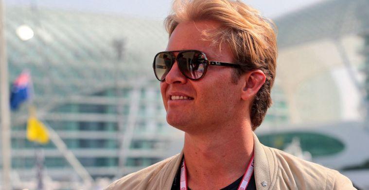 Rosberg lovend: 'Dat is een van de beste sportprestaties ooit'