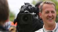 Afbeelding: 'Michael Schumacher kan de prestaties van zijn zoon Mick op dit moment volgen'