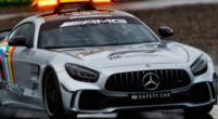 Afbeelding: 'Mercedes en Aston Martin gaan taak safety car delen'