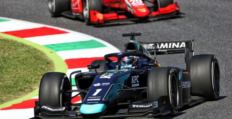 Dit talent zien we niet in 2021: 'Ik ga niet naar de Formule 1'