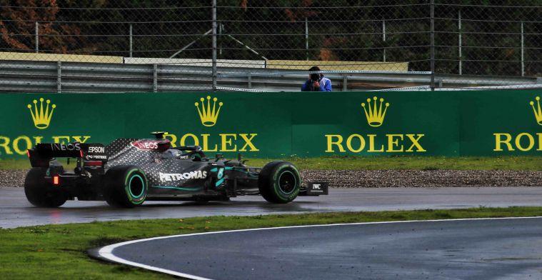 Grap van Bottas bij Ziggo Sport valt volledig verkeerd in China; Mercedes reageert