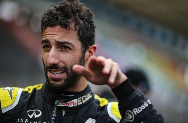Ricciardo stoort zich aan andere coureurs: Kan een verwende houding zijn