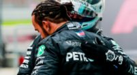 Image: Difference between Bottas and Hamilton causes astonishment: 'Magical grip'
