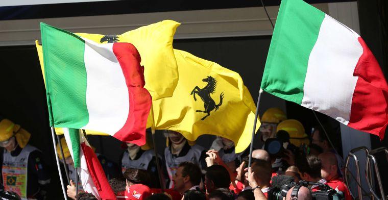 Italië wil in 2021 twee races organiseren en kijkt naar plek van Vietnam