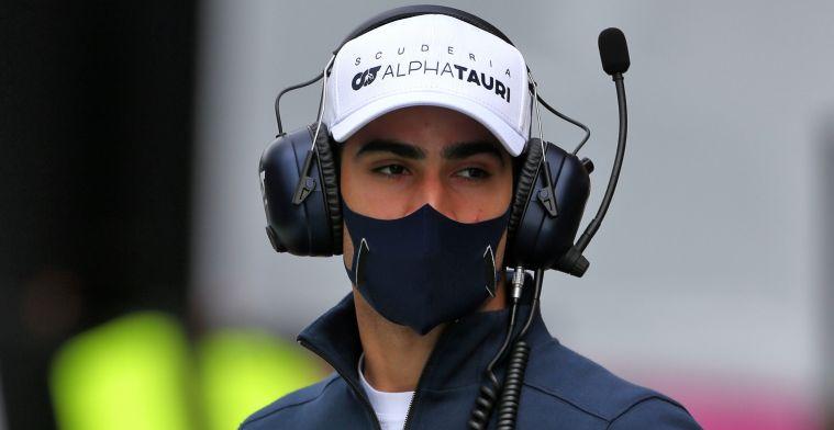 Red Bull-testcoureur maakt overstap naar de Formule E
