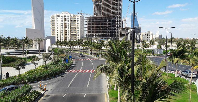 Prince Khalid Bin Sultan Al Faisal makes case for Saudi Arabian Grand Prix