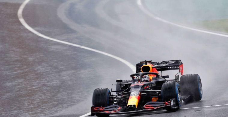 Marko explains Verstappen's slow start and miscalculation