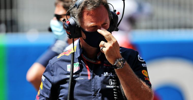 """Horner jokes: That's why we upset Toto Wolff so much"""""""