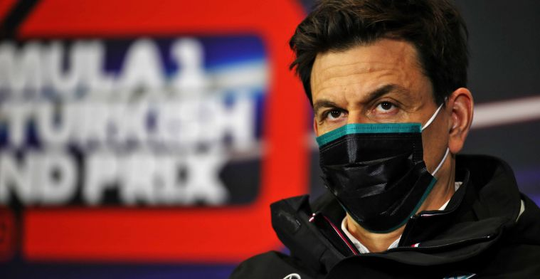 Wolff criticises triple-headers: 'Will take a toll on people'
