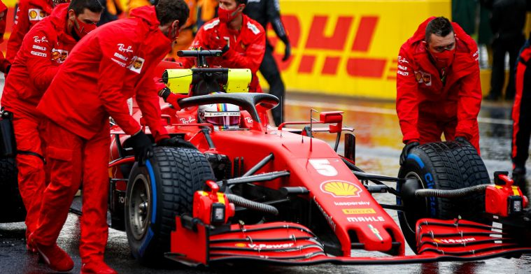 Vettel criticizes: 'This has made the sport sterile'