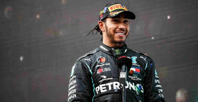 Statistical research: Hamilton best F1 driver ever