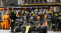 Image: Ricciardo sees problems with Renault: 'Tires went off super fast'
