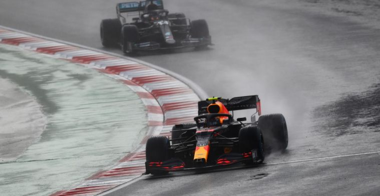 Turkish Grand Prix only made Red Bull Racing's driver choice more complex