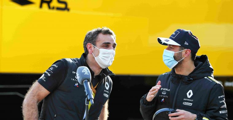 Renault knows why Red Bull is faster: Not like we are missing something major