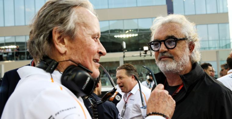 Briatore: It was reported as if I were dead
