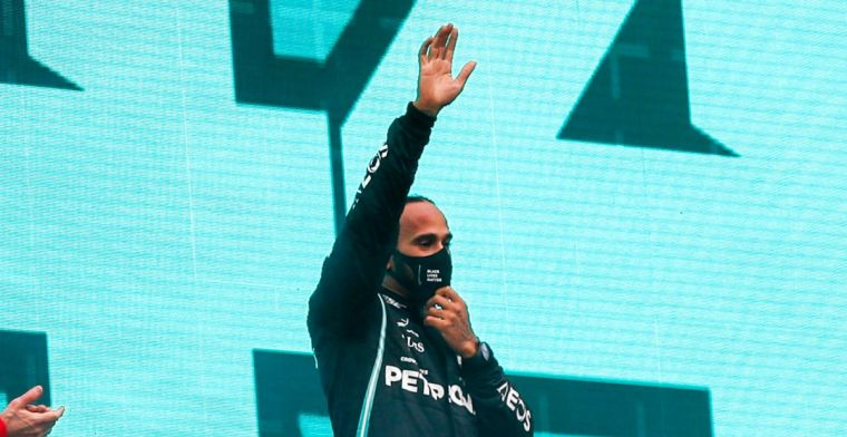 Hamilton wants to raise awareness for human rights in Grand Prix countries