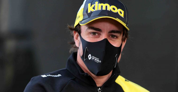 Abiteboul points out the big difference between Ricciardo and Alonso