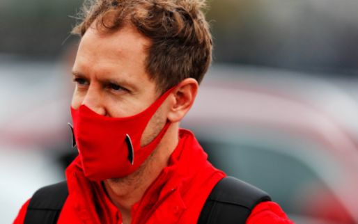 According to Vettel, Ferrari has many more problems than just the engine