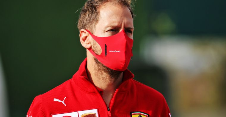 Vettel: It's more than just that one and a half hour on Sunday