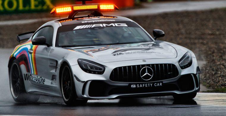 Mogelijk langere Safety Car-periodes na incident met marshalls in Imola