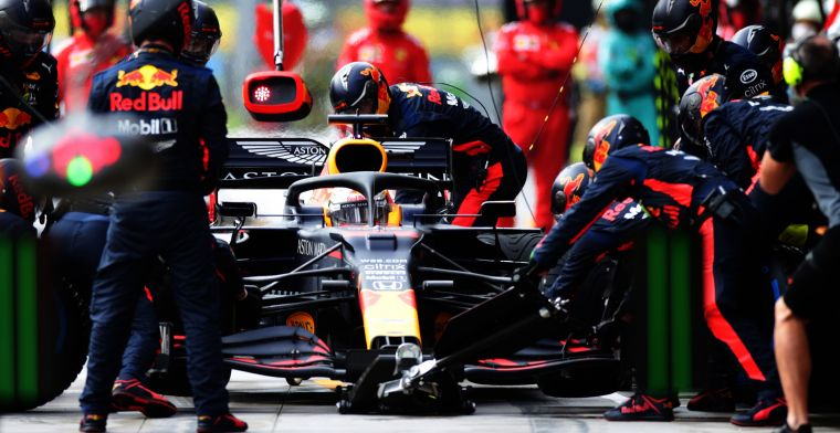 Van de Grint: Only Max and Honda know the reason why