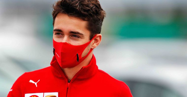 Slow SF1000 helped Leclerc: 'It seems to be better now'