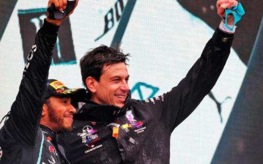 Wolff: ''We witnessed something truly remarkable at the last race in Turkey