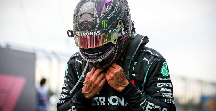 Wie is de beste coureur? 'Hamilton hoeft maar tegen één wagen te vechten'
