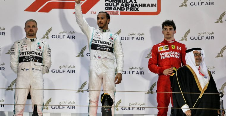 Bahrain 2019: Dramatic day for Leclerc