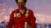 Image: Ferrari team boss Binotto returns in Bahrain after absence in Turkey