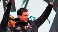Image: Wolff not entirely happy after Hamilton's title: 'Still mixed feelings'