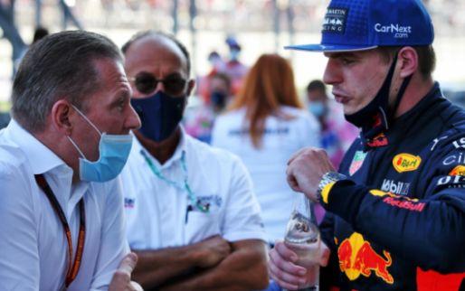 """Verstappen weer op het circuit: """"Ik heb niet gezegd dat ik weer ga racen, hè"""""""