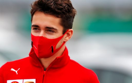 Leclerc recieves Golden Tapir for Turkish Grand Prix